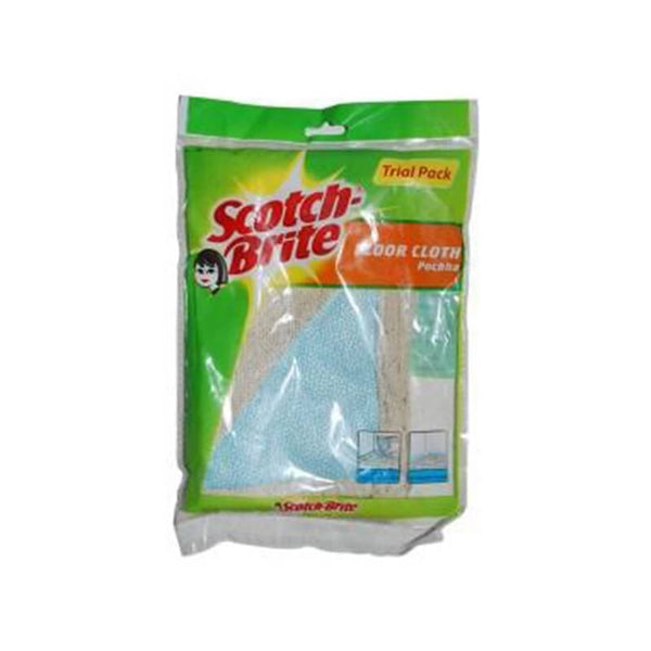 Scotch Brite Floor Cloth Pochha 50Cm X 55Cm 2 pcs pack