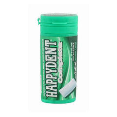 Happydent Complete Functional Chewing Gum - Spearmint Flavour with Xylitol