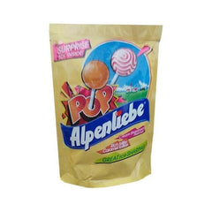 Alpenliebe Cream Strawberry flavour Rich milky Caramel toffee (5 units x 8 g each)