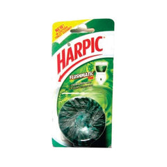 Harpic Flushmatic Pine In-cistern Toilet Cleaner