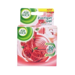 Air Wick Ever Fresh Gel Velvet Rose Room Freshener - BazaarCart Best Online Grocery Store