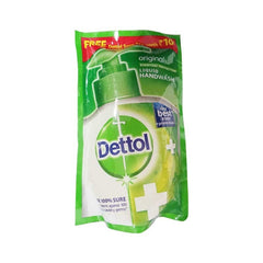 Dettol Original Liquid Handwash Pouch Free Dettol Soap Worth Rs 10