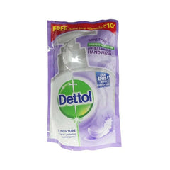 Dettol Sensitive Liquid Hand Wash Pouch Free Dettol Soap Worth Rs 10