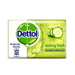 Dettol Lasting Fresh With Cucumber Extract Shop 125 Gm
