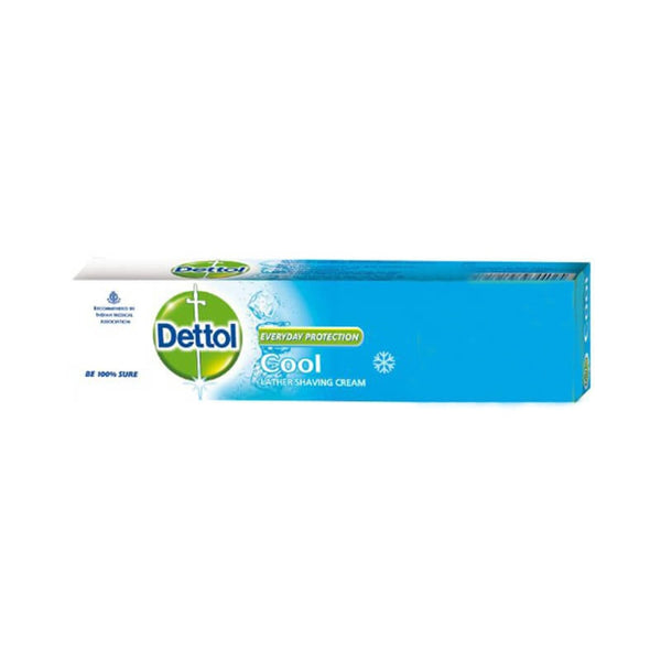Dettol Everyday Protection Cool Lather Shaving Cream