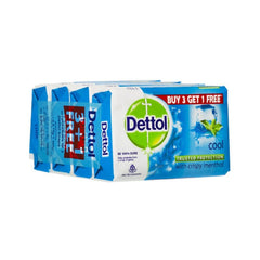 Dettol Cool Soap Buy 3 Get 1 Free