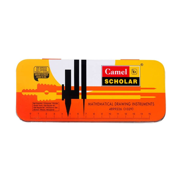 Camlin Scholar Mathmatical Drawing Instrument