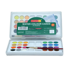 Camel Colour Cakes 24 Shades