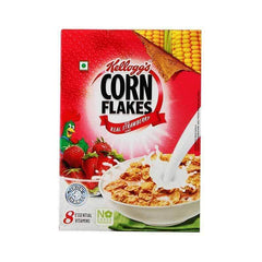 Kelloggs Corn Flakes Real Strawberry