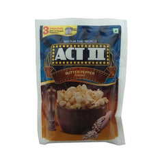 Act II Butter Pepper Flavour Hot 'N' Fresh Popcorn