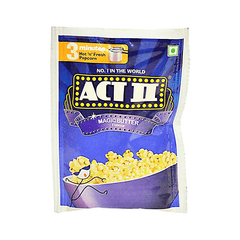 Act II Magic Butter Flavour Popcorn