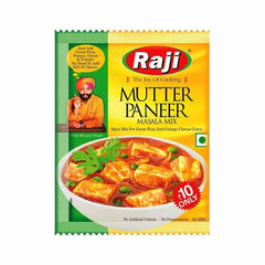 Raji Mutter Paneer Masala Mix