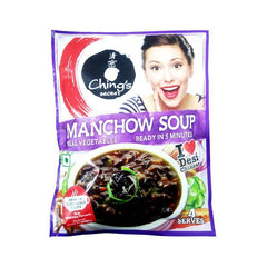 Chings Secret Manchow Soup Real Vegetables