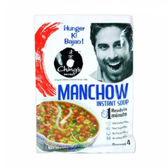 Chings Secret Manchow Instant Soup 30 Gm