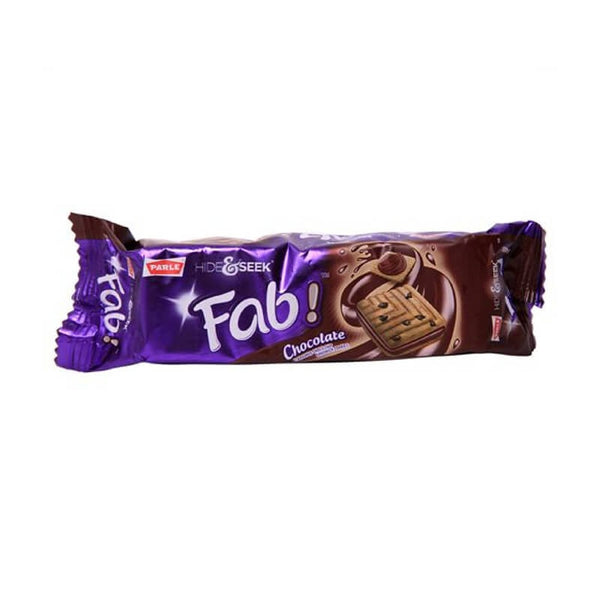 Parle hide & seek fab chocolate biscuits 100 Gm