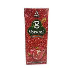 B Natural Pomegranate Juice