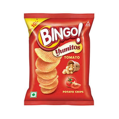 Bingo Yumitos Tomato Potato Chips