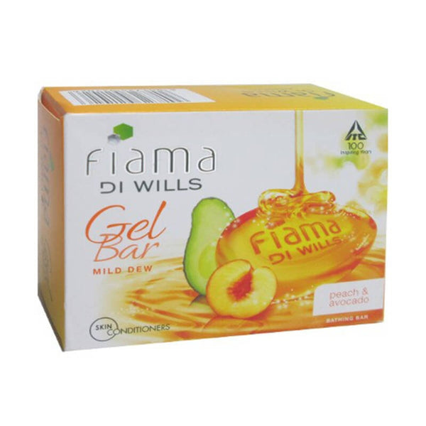 Fiama di wills gel bars mild dew Peach Avocado