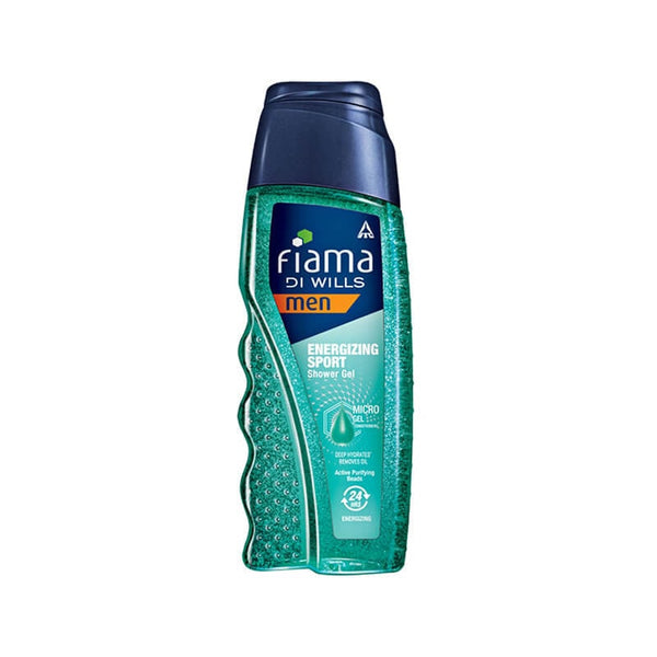 Fiama Di Wills Men Energizing scrub Shower Gel