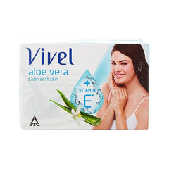 Vivel Aloe Vera Satin Soft Skin Soap