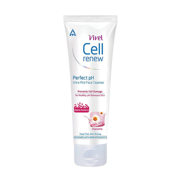Vivel Cell Renew Perfect Ph Ultra Mild Face Cleanser