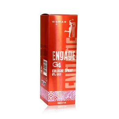 Engage G4 Cologne Woman+ Spray