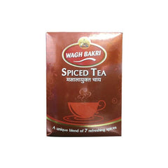 Wagh Bakri Spiced Tea Box