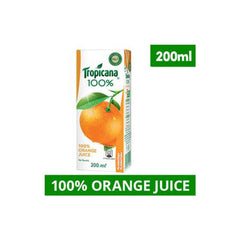 Tropicana 100 % Orange Juice