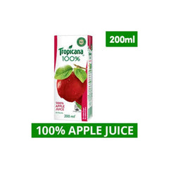 Tropicana 100% Apple Juice