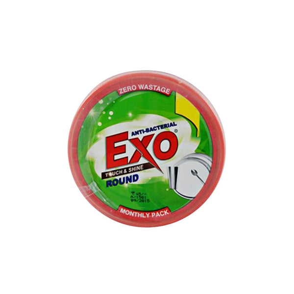 Exo Anti-Bacterial Touch & Shine Round