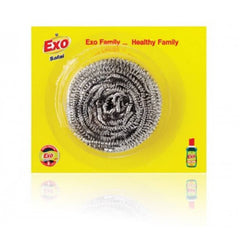Exo Safai Stainless Steel Scrubber - 1 Pc