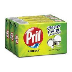 Pril Perfect Lime Vinegar Dishwash Bar