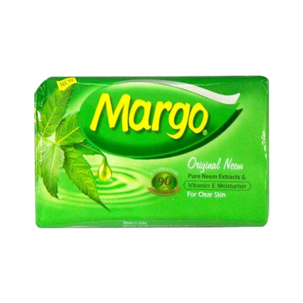 Margo Pure neeem Extracts & vitamin E Moisturiser for skin  FreeMargo face wash Rs 55