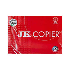 JK Copier Paper A4 75 Gsm 500 Sheets