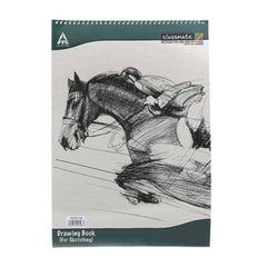 Classmate Drawing Notebook (For Sketching ) unruled 42 X 29.7 Cm