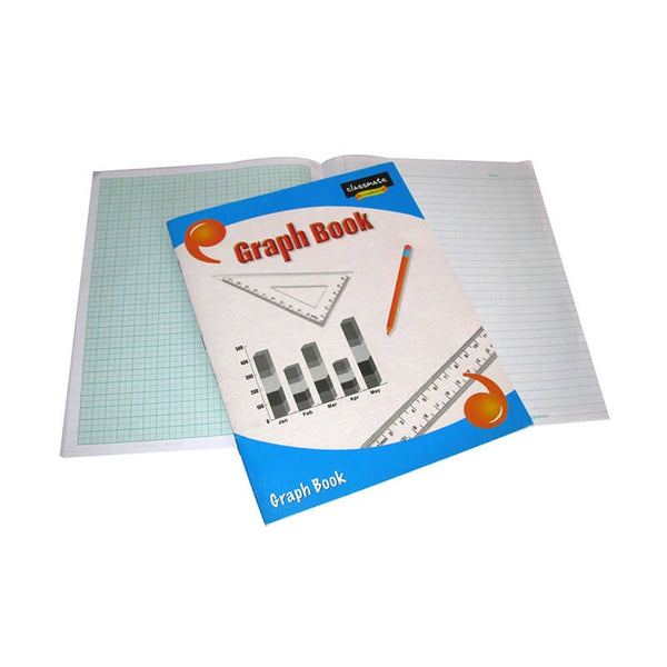 Classmate Graph Book Square ( 1 mm Sq)/single line 19 X 16 Cm