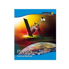 Classmate Physics Practical Notebook Single Line/Blank Size 26.5 cm x 21.5 cm