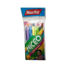 Rorito Niceo Blue Ball Pen Pack Of 5 Pcs