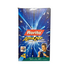 Rorito Forcer Black Gel Pen-Pack Of 1 Pc