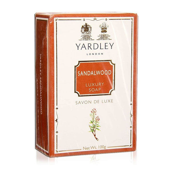 Yardley Sandalwood Luxury Soap