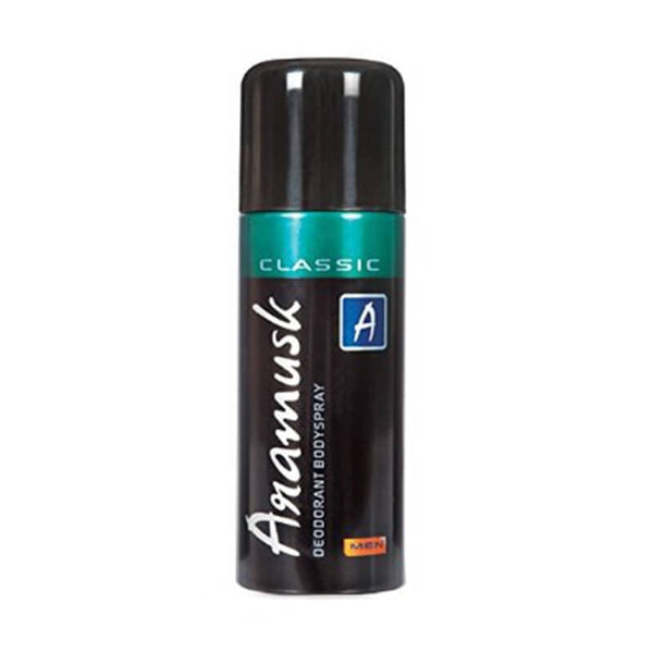 Aramusk Classic Deodorant Bodyspray For Men