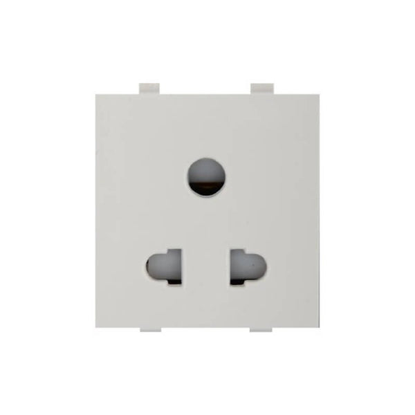 ANCHOR CAPTON UNI SOCKET WITH SAFTY SHUTTER 20A& 10A240V