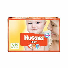 Huggies Dry Small Size Diapers