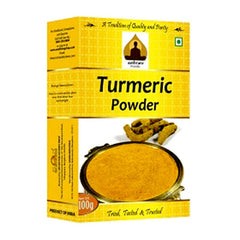 Sri Sri Aashram turmeric powder 100 Gm