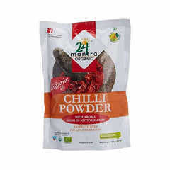 24 Lm Organic Chilli / Mirch Powder