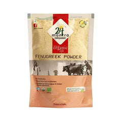 24 Lm Mantra Organic  Fenugreek powder