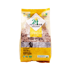 24 Lm Organic Red Poha