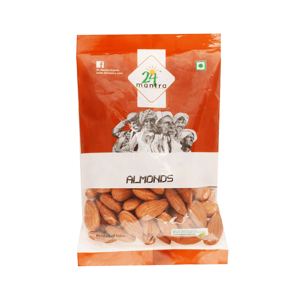 24 Lm almonds