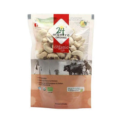 24 Mantra Organic Cashew Whole