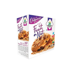 24 Mantra Organic Fruit & Nut Cookies